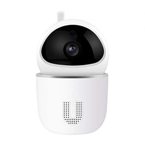Wireless Camera For Home Security  Indoor Wireless IP Camera,1080P WiFi Wireless Dome Camera, Smart Auto Tracking Night Vision Motion Detection, with 2 Way Audio