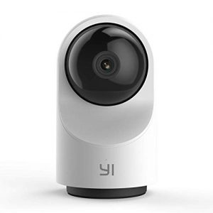 YI Smart Dome Security Camera X, AI-Powered 1080p WiFi IP Home Surveillance System with 24/7 Emergency Response, Human Detection, Sound Analytics, Image Retrieval, Time Lapse – Cloud Service Available