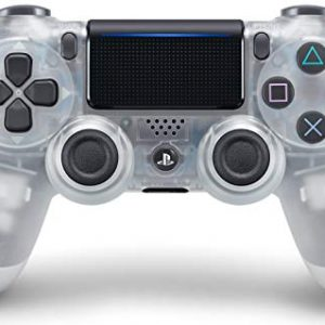 DualShock 4 Wireless Controller for PlayStation 4 – Crystal